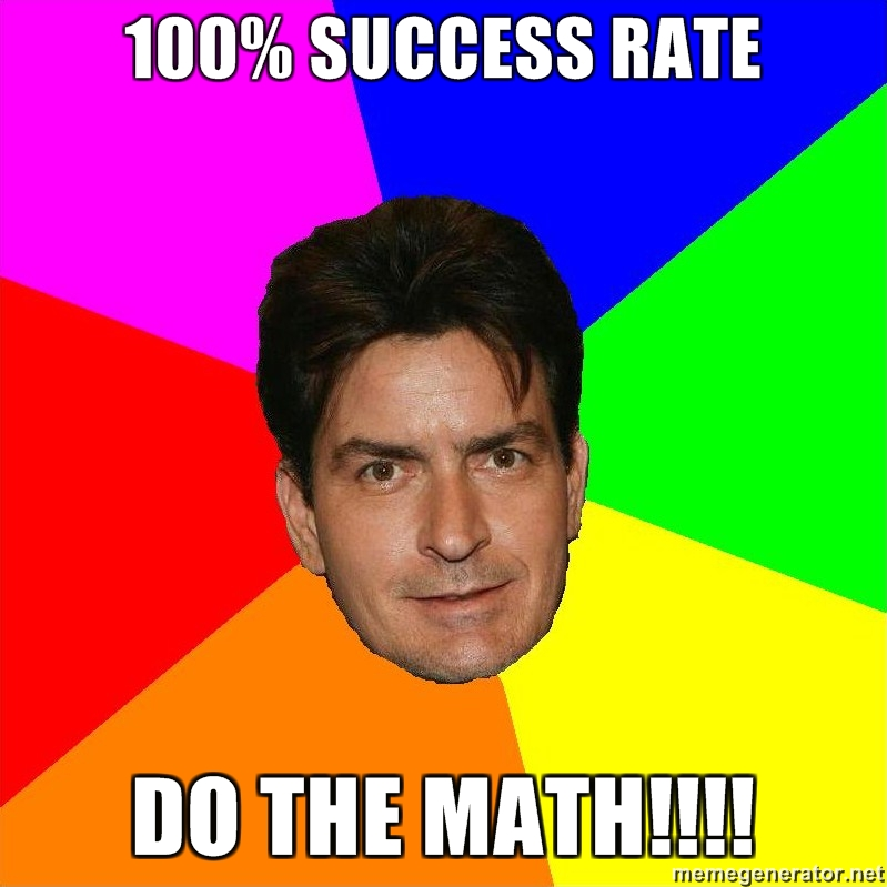 100-success-rate-DO-THE-MATH